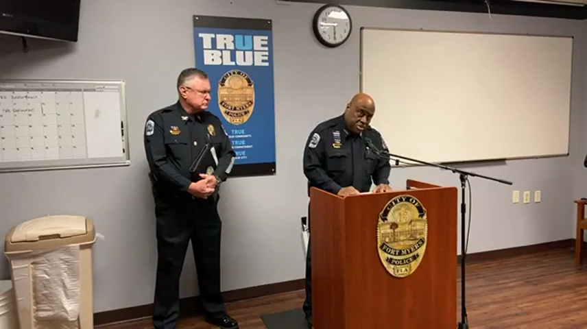 Fort Myers police officer accused of failing to report child abuse no longer with department 2
