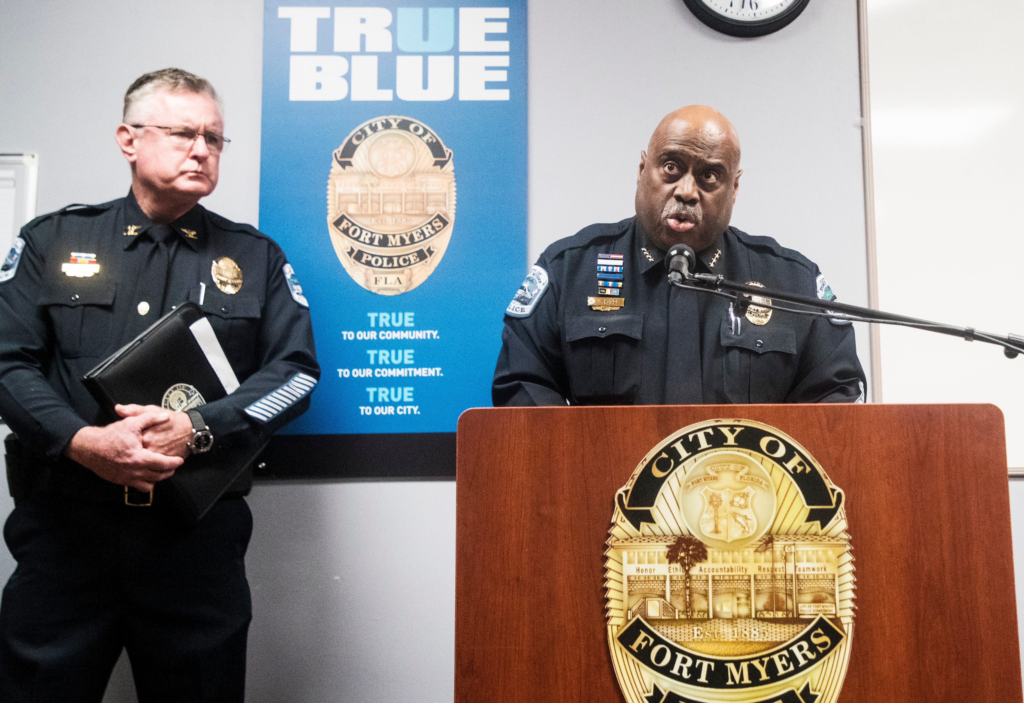 Fort Myers police officer accused of failing to report child abuse no longer with department 3