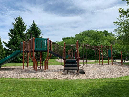 Manchester Hill Park, W167 S7650 Parkland Drive, would likely be put on next year's budget for a new playground, according to Recreation Specialist Adam Young.