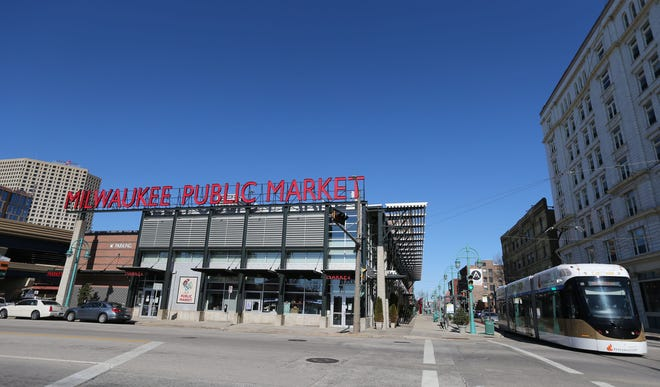 The Milwaukee Public Market, 400 N. Water St., reopens to the public June 10, with extra safety precautions against the coronavirus in place. The market had been closed since mid-March until early May, when vendors began offering curbside pickup and delivery.