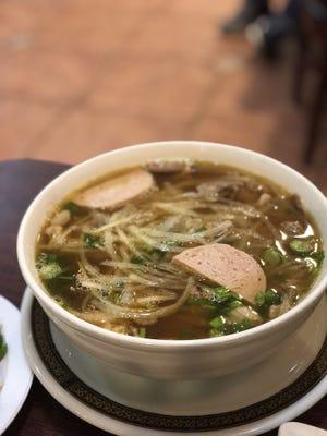 Pho from Pho A Dong