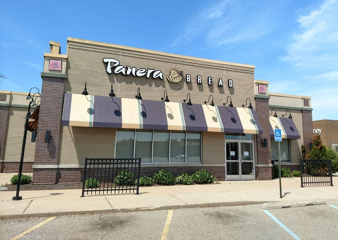 The Panera Bread on Warren in Westland has permanently closed its doors, according to signs on the doors.