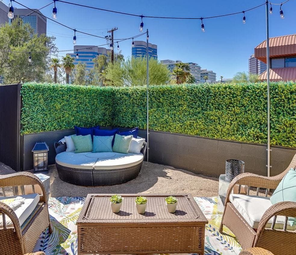 Patio Makeovers On A Budget Diy Ways To Refresh Your Outdoor Space