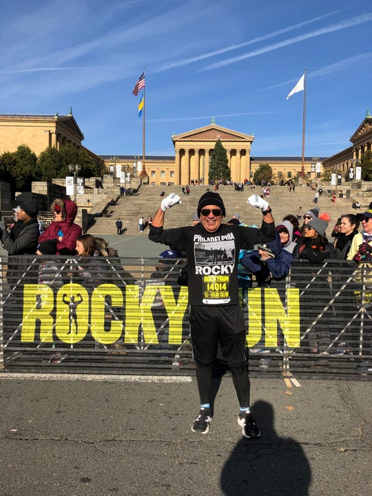 Hyde Park resident Pete Ramos is thriving in his running career persevering through early struggles in his personal life.