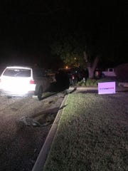 No injuries were reported in a crash that occurred around 2 a.m. Tuesday, June 9, 2020 in the 1100 block of Kenwood Drive. The driver involved in the crash is facing a DWI charge.