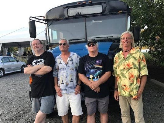 Local rock act Transfuzion will play outside at the Ocean Pines Yacht Club from 6-10 p.m. Saturday, June 13.