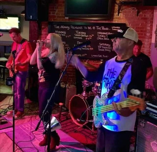 Local reggae-rock quartet Freshly Squeezed will play The Pond in downtown Rehoboth Beach from 8-11 p.m., Friday, June 12. Admission is free.