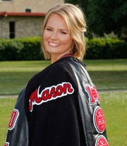 North Caddo's Jenna Mason is one of 19 potential Times Best of Preps Student-Athlete of the Year honorees.