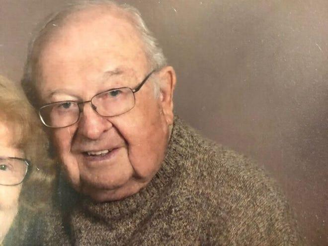 Michael Foss, 87, suffers from memory loss and was last seen wearing a tan shirt and tan pants.