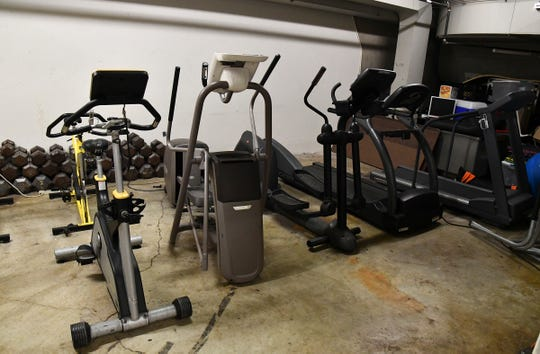 The Halenbeck Hall Strength and Conditioning Center is in need of major updates at St. Cloud State.