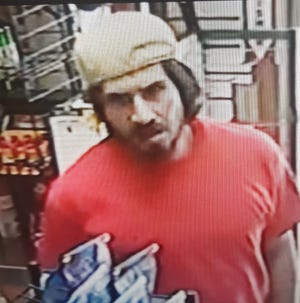 Tulare County sheriff's deputies say this man is wanted in connection with a Pixley theft case.