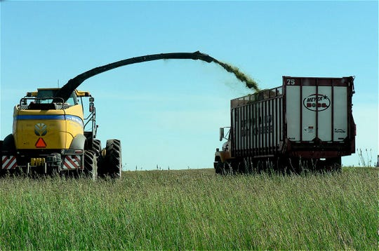 You can make lots of hay in a short time with today's equipment.