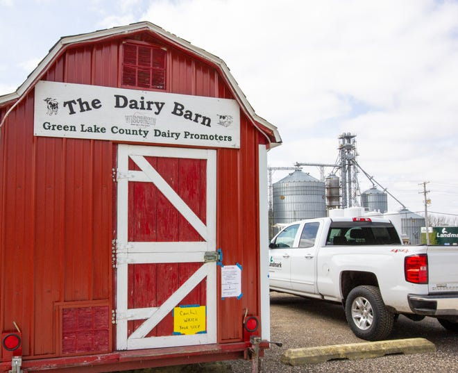 Landmark Services Cooperative currently hosts the Little Red Dairy Barn at the Markesan location. Each week approximately 40 local families are served farm fresh dairy products.