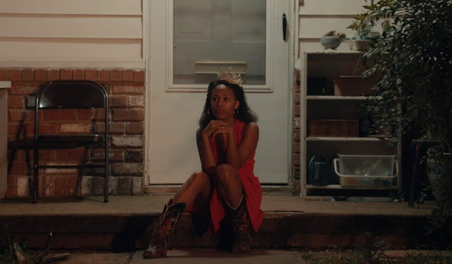 """Nicole Beharie stars as Turquoise, a mother with pageant dreams for her teenage daughter, in Channing Godfrey Peoples' drama """"Miss Juneteenth."""""""