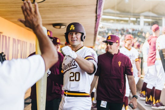 Spencer Torkelson appears to be the favorite to be selected No. 1 overall by the Tigers in the 2020 Major League Baseball draft.