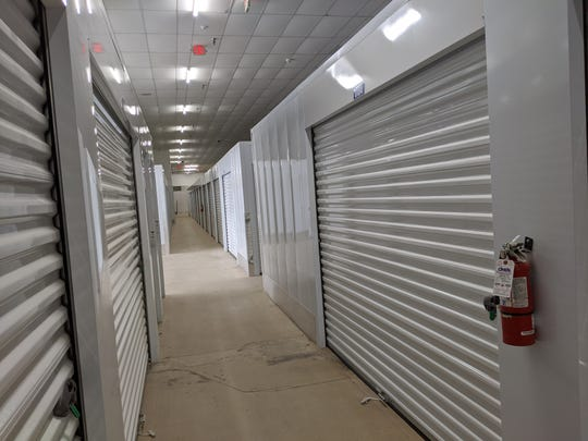 Storage of America is now open after repurposing the former Kmart building at 1825 N. Ohio 19. The facility offer 866 units.