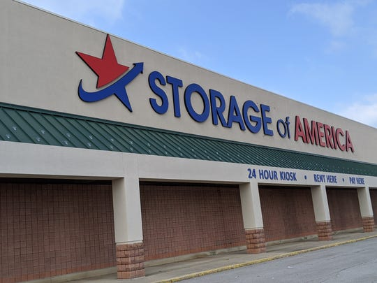 Storage of America is now open after repurposing the former Kmart building at 1825 N. Ohio 19 facility.