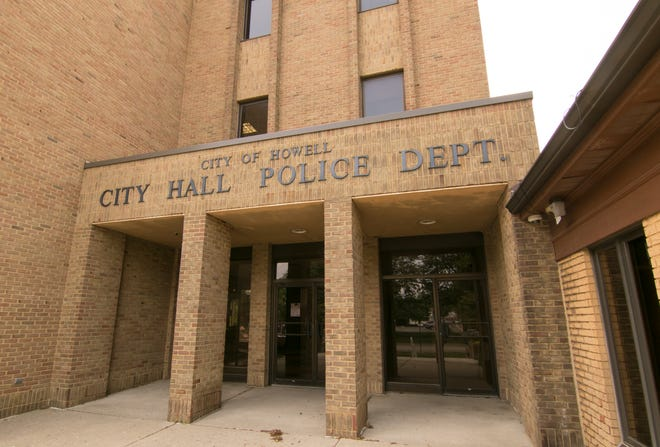 The Howell Police Department, shown Wednesday, June 10, 2020, is housed in the same building as Howell City Hall.