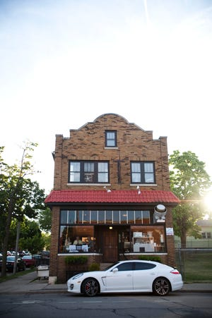 Crazy Water, which opened in 2002 in Walker's Point, will close in July to become La Dama Mexican Kitchen, a new concept by the same owner, chef Peggy Magister.