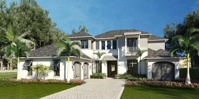 A developer leaseback option is available for the sale of the Sanctuary model home at Enclave of Distinction.