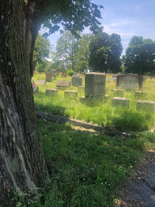 The Mount Lebanon Cemetery's nearly 200 acres are fraught with issues in Lebanon, Pennsylvania. The association that runs the cemetery is limited in funding the upkeep by state statute, but that doesn't comfort the families whose loved ones are buried there.