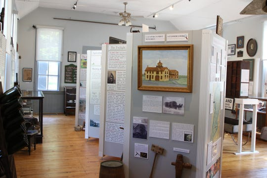 While the museum offers something to do for both locals and travelers alike that are finally getting out of the house after the state's stay-at-home order, there are plenty of new exhibits at the Catawba Museum for patrons to check out.
