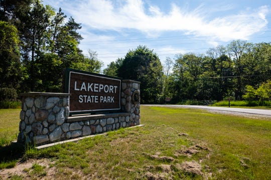 Lakeport State Park will remain closed until August as a result of the coronavirus pandemic.