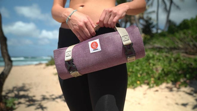Yogo manufactures sustainable, travel-friendly yoga mats with a minimalist design. The company moved operations to Reno-Sparks.