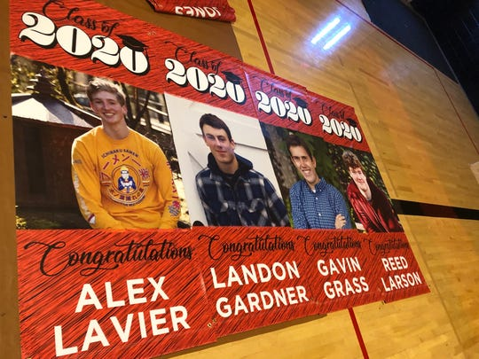 Thanks to an anonymous donor, every senior with Dallas High School and the Morrison School will be surprised with a personalized banner displayed on a power pole throughout the community for the month of June to ensure all graduates are honored.