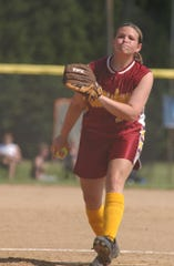 Lacey Lister is the new softball coach at Salisbury University.