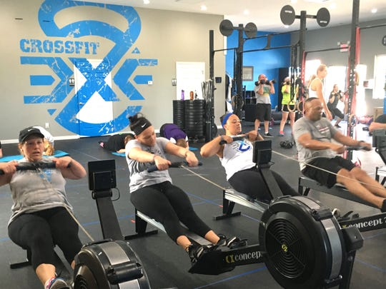 3xF's Fishersville location will be dropping the CrossFit name following comments by the company's former CEO.