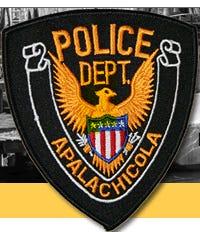 Apalachicola Police Department badge