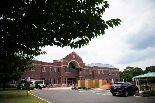 New Jersey Veterans Memorial Home at Vineland in June still has the best coronavirus numbers among three such state facilities.  Joe Lamberti/Staff Photographer N.J. Veterans Memorial Home at Vineland