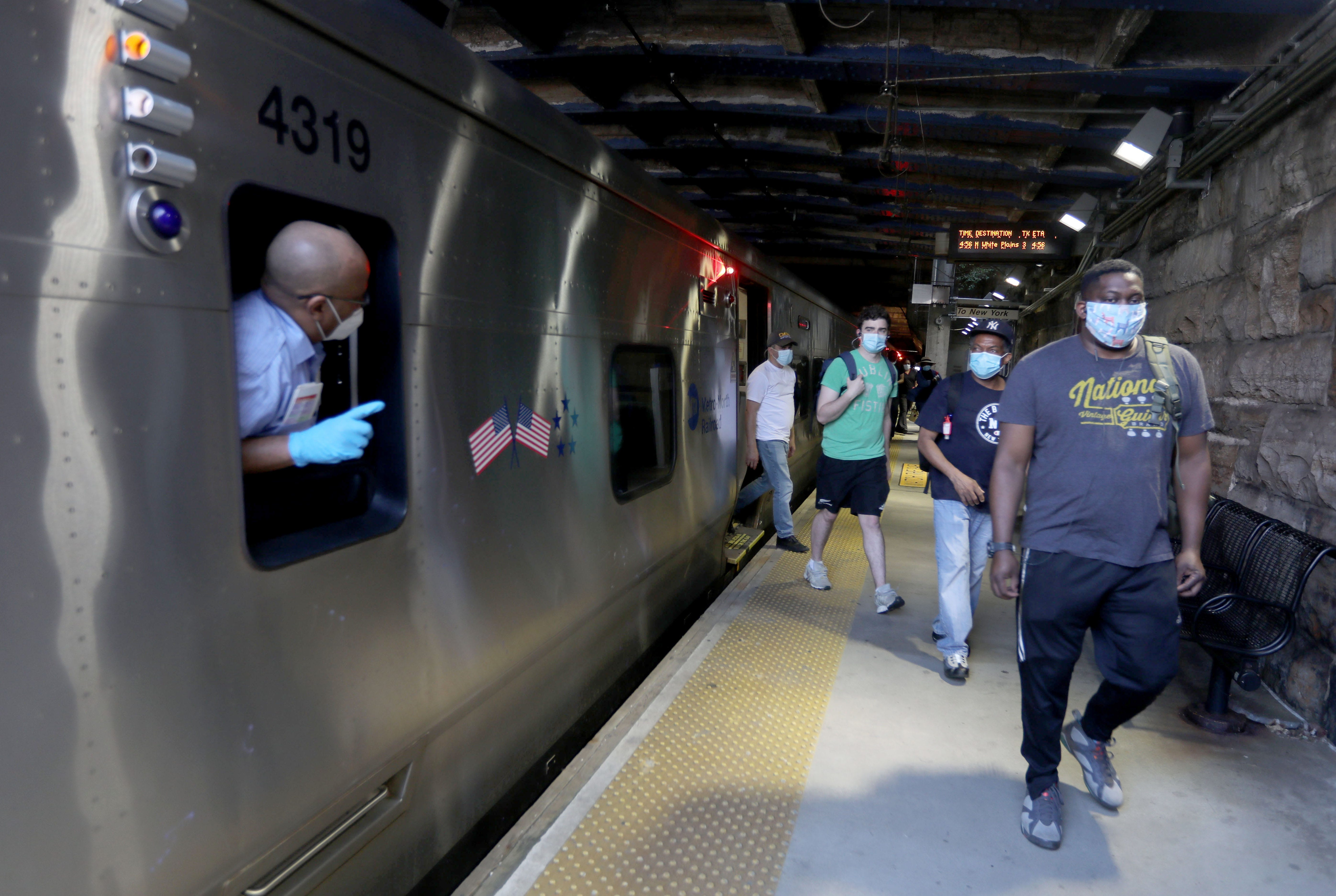 Metro-North's core riders have vanished, railroad wonders if they'll ever return