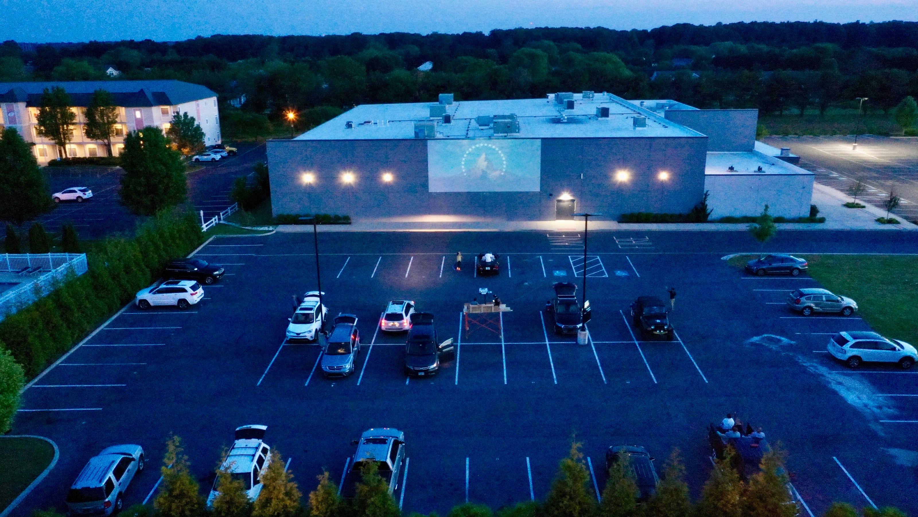 Drive In Movies Return To Delaware As Social Distancing Resurrects Memories