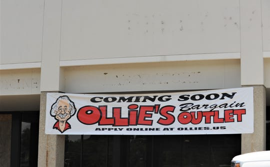 Ollie's Bargain Outlet is set to open a new location in Zanesville in September. The new store will be located at the South Point Shopping Center near South Zanesville.