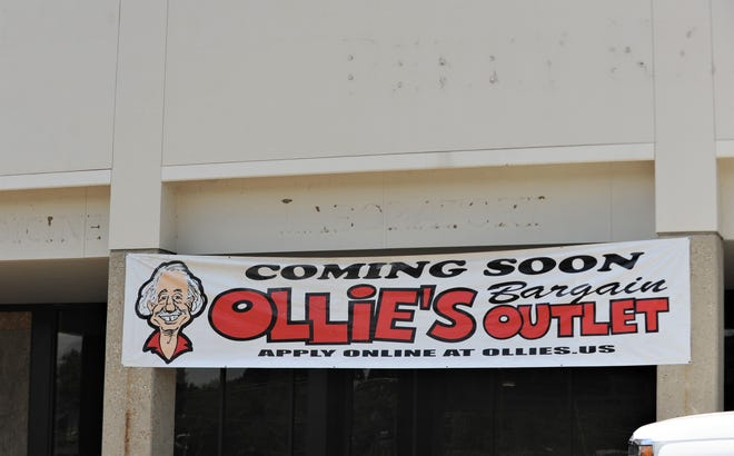 Ollie's Bargain Outlet is set to open a new location in Zanesville on Sept. 9. The new store will be located at the South Point Shopping Center on North Maysville Avenue.