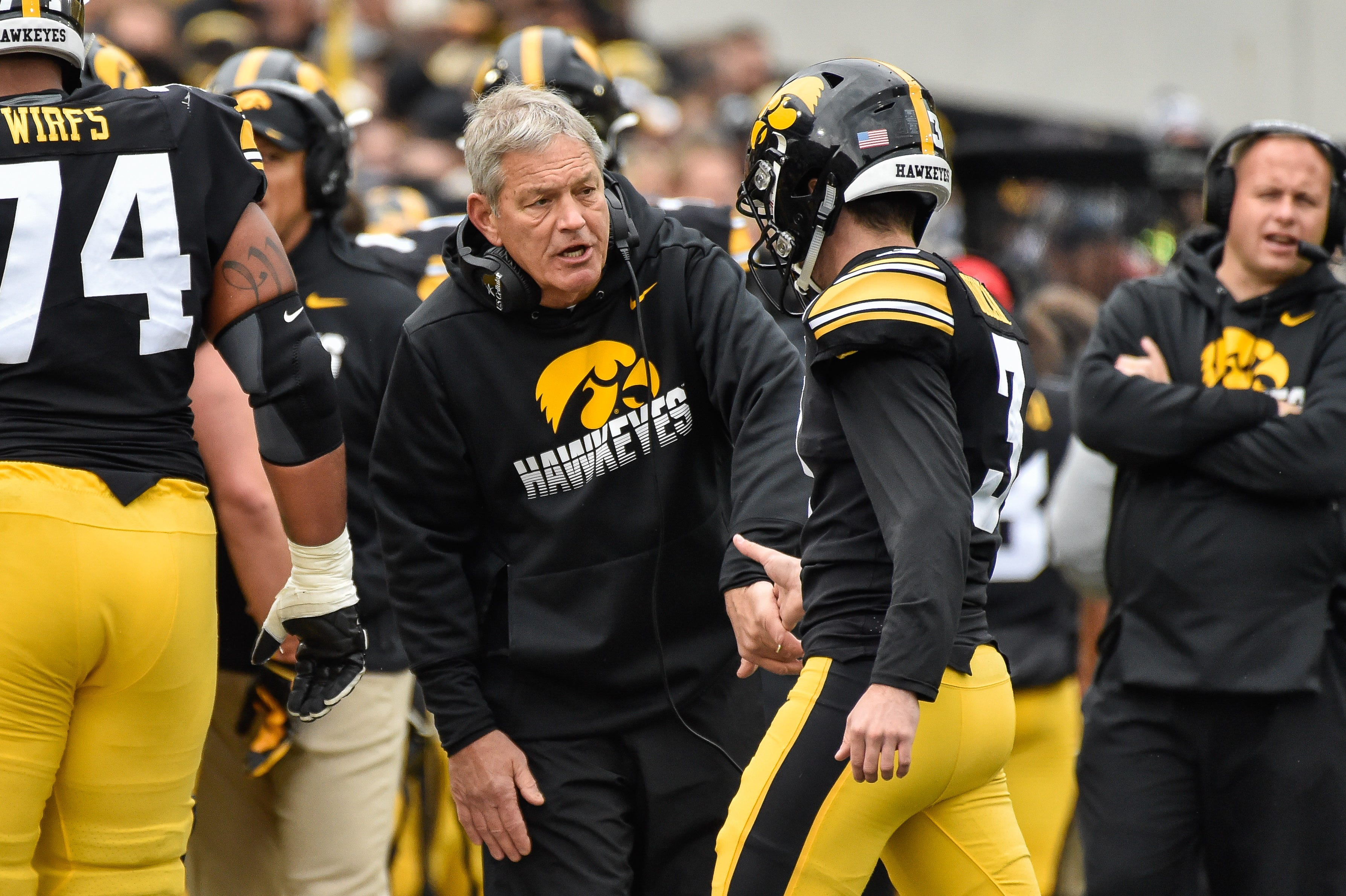 Threatened lawsuit from Black former players is pivotal moment for Iowa football, experts say, with no easy way out