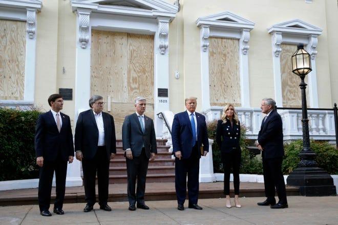 Donald J. Trump Fires Secretary of Defense, Mark Esper | Trending Update News
