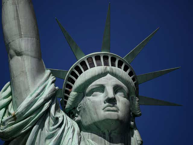 Fact Check U S Didn T Reject Statue Of Liberty That Honored Slaves