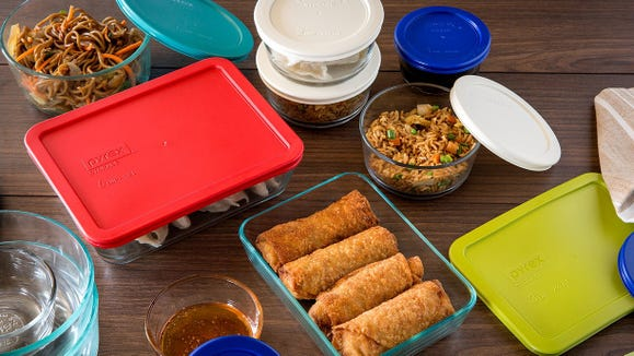 You can count on Pyrex to keep your leftovers fresh.