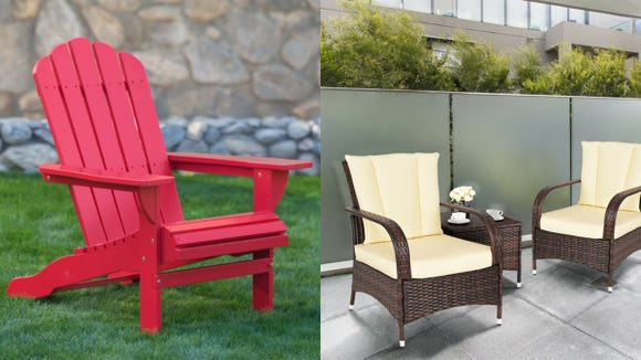 Patio furniture sale: Save up to 13% on outdoor pieces at Walmart