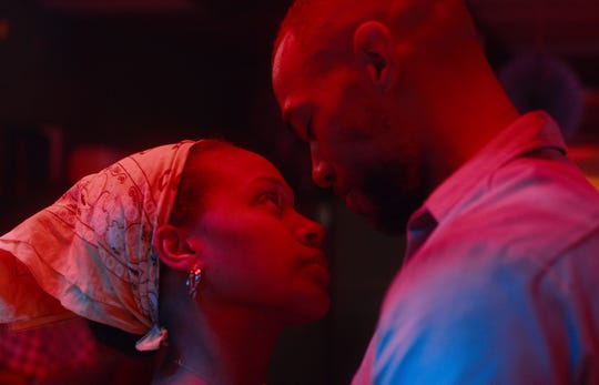 """In a small Texas town, parents and sometime lovers Turquoise (Nicole Beharie) and Ronnie (Kendrick Sampson) have big dreams in """"Miss Juneteenth."""""""