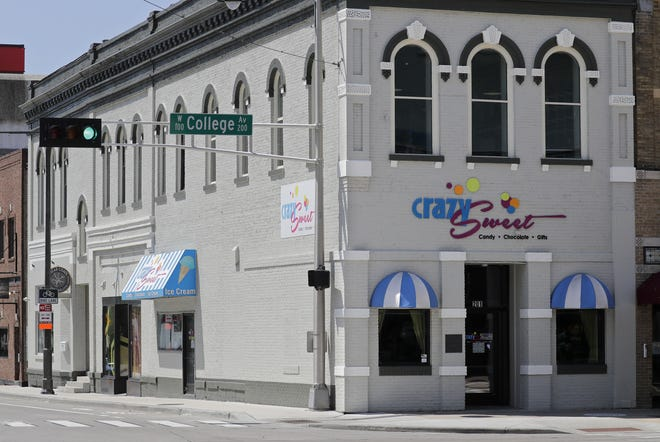 Crazy Sweet, at 201 W. College Ave. in downtown Appleton will reopen June 19.