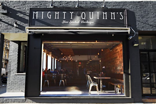 Mighty Quinn's Barbeque.