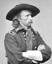 General George Armstrong Custer, c. 1860s