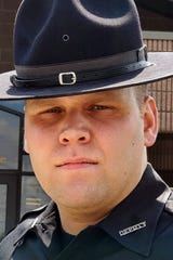 Deputy Thomas Gallagher, a member of the Tioga County SWAT team, is the recipient of the 2020 Southern Tier Real Heroes Law Enforcement Award.