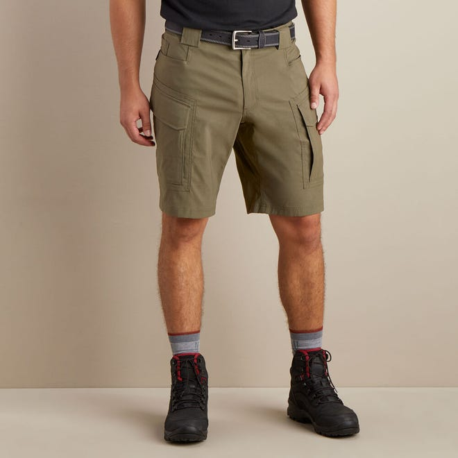 Mens Duluth Cargo Shorts for dads.
