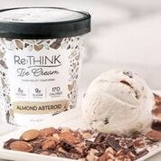 Rethink Ice Cream has only 12g of carbs and is low in sugar.