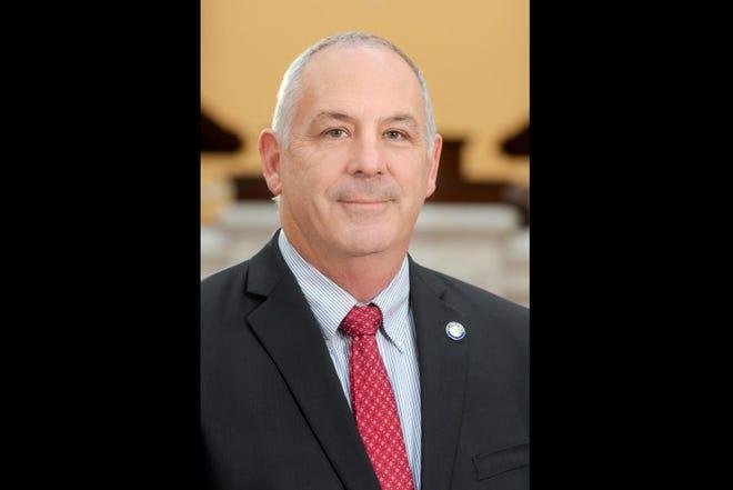 Sen. Steven Huffman, R-Tipp City.